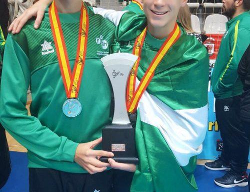 Tres platas para nuestros chicos en el CESA2018 de Galicia