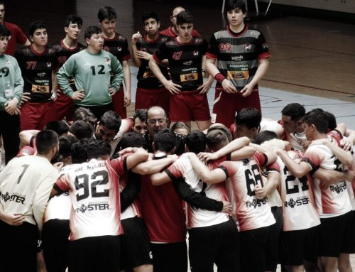 Gaes BM. Málaga organiza la fase final del Nacional Juvenil Masculino